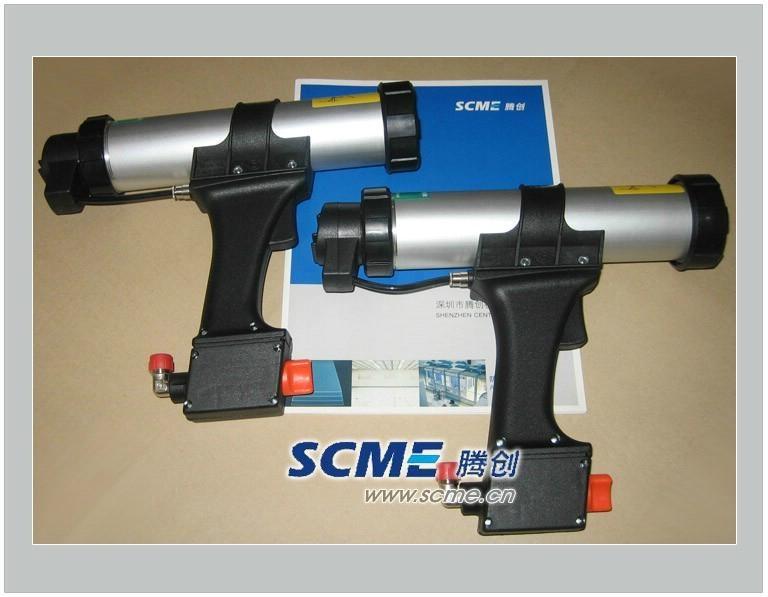 COX筒裝型氣動膠槍 3