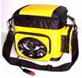 6-Liter Cooler Bag AM.FM Radio 1