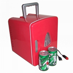 8-Liter Mini Fridge( Cooler & Warmer OR Cooler only )