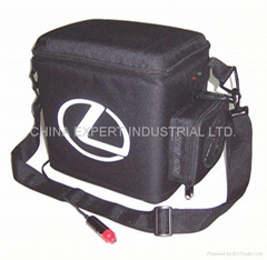 6-Liter Nylon Bag Cooler & Warmer