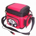 6-Liter Cooler Bag AM.FM Radio 2