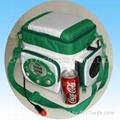 6-Liter Cooler Bag AM.FM Radio 4