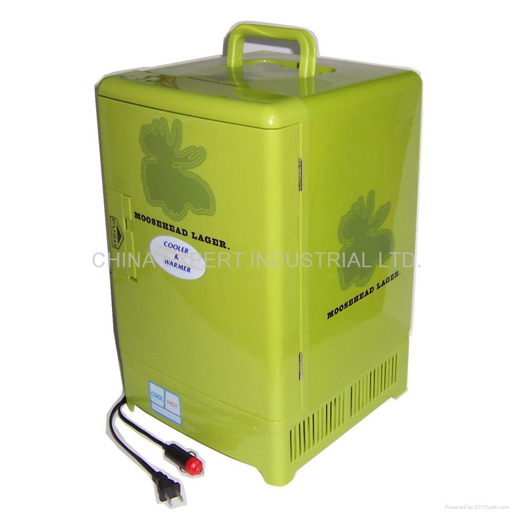 15-Liter Mini Fridge( Cooler & Warmer ) 2