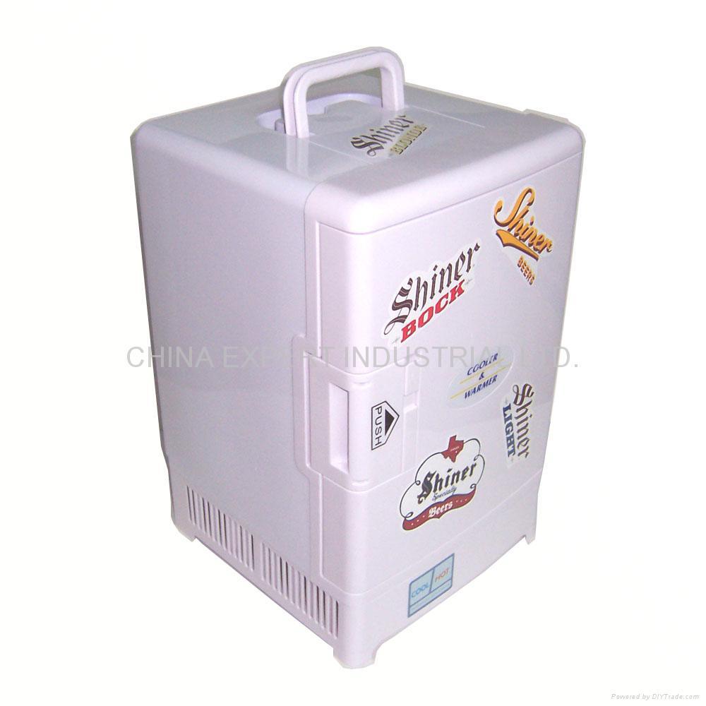 15-Liter Mini Fridge( Cooler & Warmer ) 3