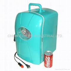 11-Liter Mini Fridge( cooler & warmer )
