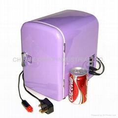 4-Liter Mini Fridge( cooler & warmer )