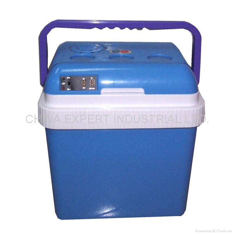 24-Liter Mini Fridge( Cooler & Warmer ) 1