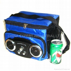 18-Can Cooler Bag AM.FM Radio