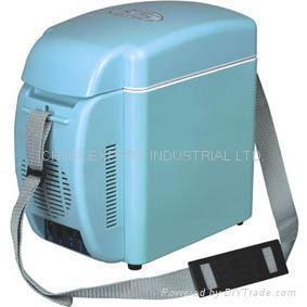 7-Liter Mini Fridge( cooler & warmer ) 2