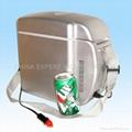 7-Liter Mini Fridge( cooler & warmer ) 4