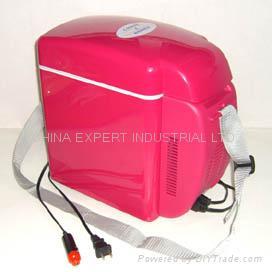7-Liter Mini Fridge( cooler & warmer ) 5