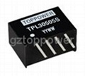2W DC-DC Converters with Single Output