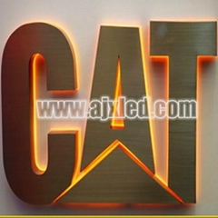 Back Light LED Channel Letter Sign