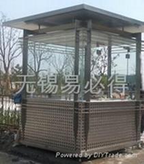 江陰不鏽鋼崗亭