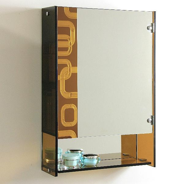 Modern Decorative Bathroom Wall Cabinet