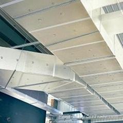 pre-insulated aluminum panel