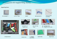 Accessories & Cutting Tools