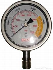 进口超高压压力表