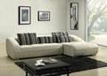 leisure leather sofa