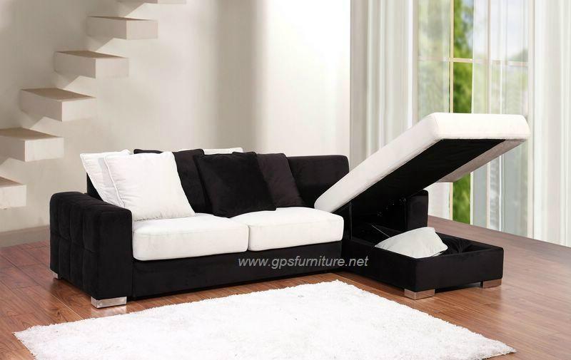 Modern Corner sofa bed  L-257# 1