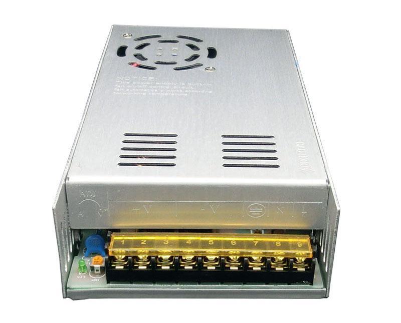 led開關電源5V400W 廣告招牌亮化電源     4
