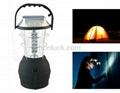 Solar &Crank Dynamo Lantern for camping, boating, fishing, car repairs etc