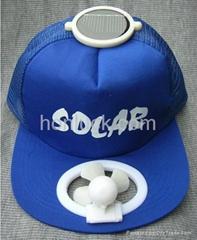 Solar Baseball Cap