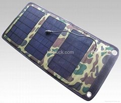 5W Solar Panel Folding solar charger for cellphone