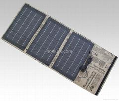 30W Solar Panel Foldbalbe solar notebook charger