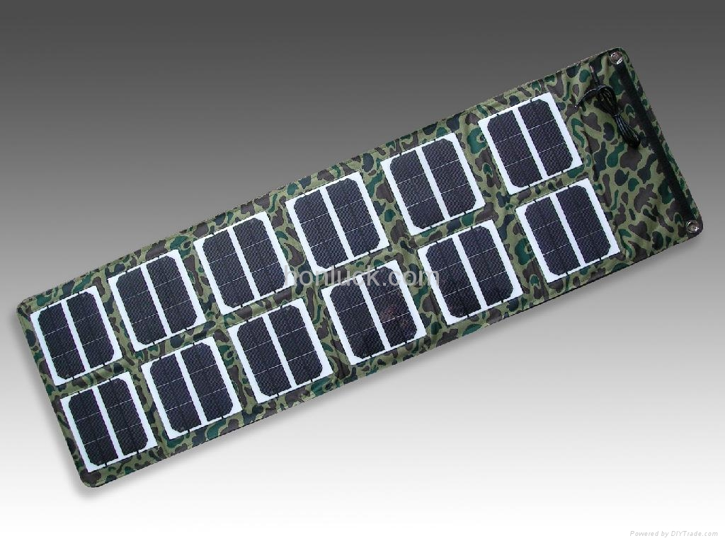 36W Solar Panel Foldbalbe solar charger for mobile device 1