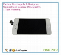 mobile phone lcd for iphone 5 lcd , for iphone lcd ,for iphone lcd screen with l