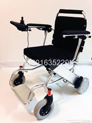电动轮椅便携式电动轮椅轻便轮椅锂电池