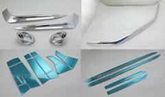 Chrome Accessories Kits For Honda Civic 2016