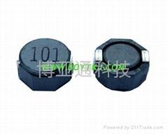 屏蔽功率電感8D28繞線電感