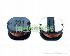 貼片繞線電感CD75-220M