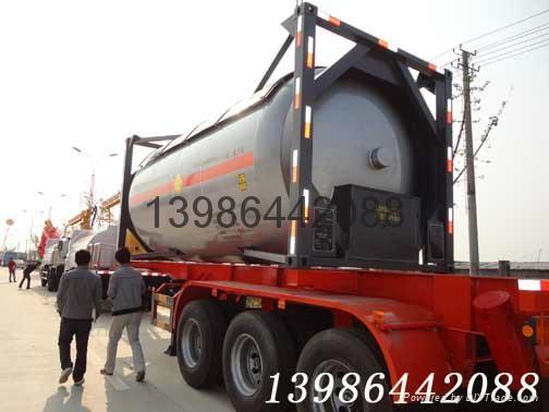 液化石油氣罐式集裝箱 3