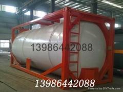 柴油罐式集裝箱