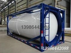 三氯化磷罐式集装箱
