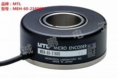 日本原装MTL编码器 MEH-60-21600P旋转编码器 增量型编码器