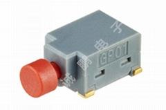 NKK日本全新原裝開關 GP0115ACCG30-R按鈕開關
