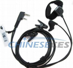 Ear-Vibration Earpiece f