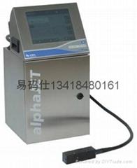 深圳噴碼機美創力線纜噴碼機