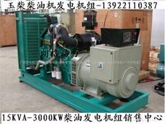 江門柴油發電機銷售廠家