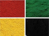 Pigment(as per Chinese s