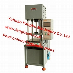 FBY-FCC Series of CNC Four-column Hydraulic Press