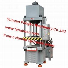FBSY-SC Series of Four -column Servo Hydraulic Press