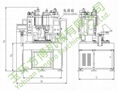 FBY-2HM Series of Multi-headed Hydraulic Press