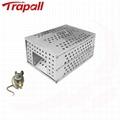 Humane Foldable Metal Mesh Rat Bait