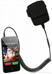 Mobile phone intercom