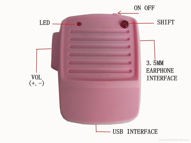 Bluetooth car phone 3